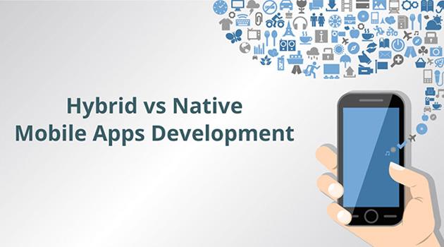 Hybrid vs Native Mobile Apps Development